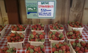 you can buy your local strawberries